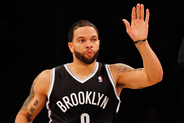 The Nets Are Playing to Avoid Shame, Says Deron Williams