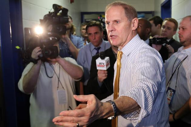 Dave Brandon: John Beilein Can Coach at Michigan as Long as He Wants