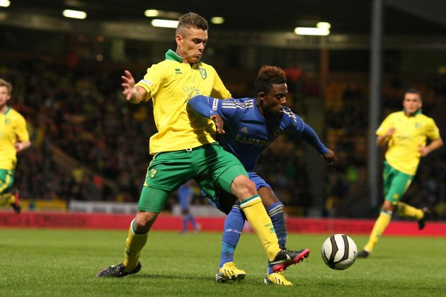 Norwich Edge Chelsea in FA Youth Cup