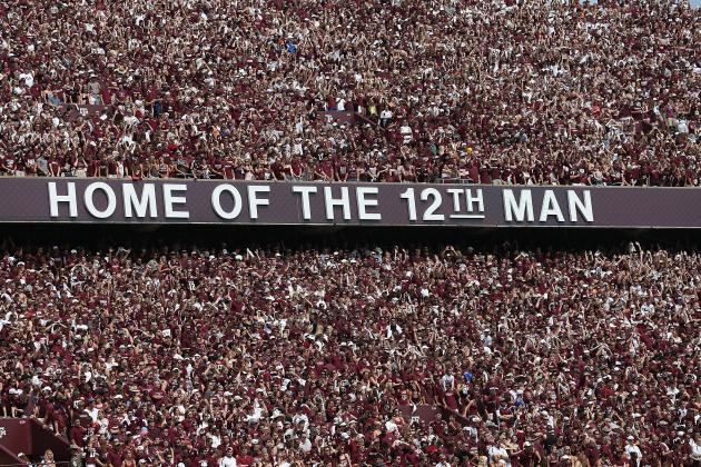 Report: Texas A&M Set to Expand Kyle Field to 102,000