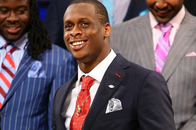 Jets QB Geno Smith Fires Agent After Draft-Day Plummet