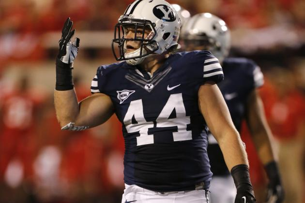 Six BYU Cougars Reach NFL Agreements as UDFAs