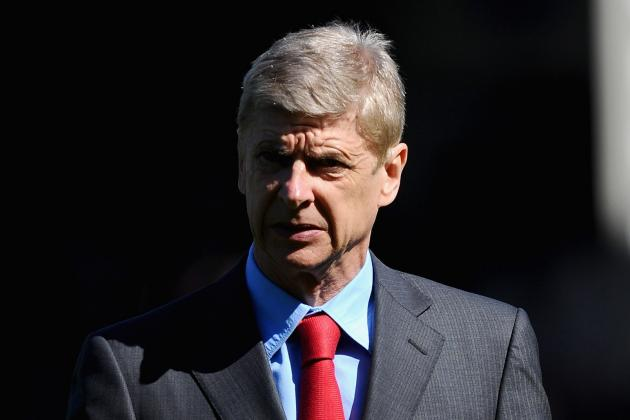 Wenger Has No Plans to Leave Arsenal as Club Line Up Formal Contract Talks