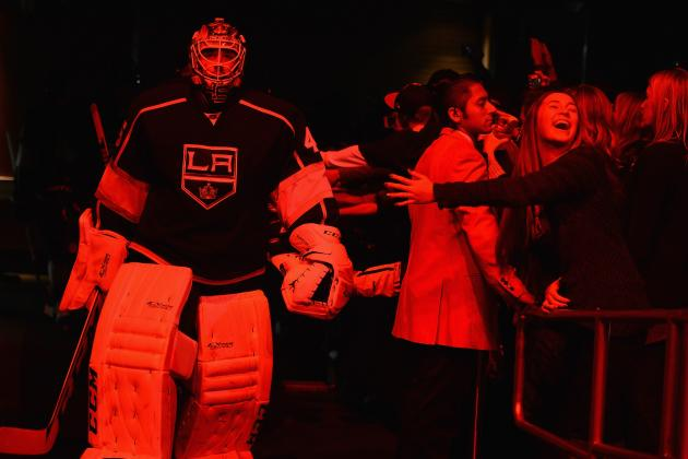 Jonathan Quick Has Work Cut Out to Replicate 2012 Postseason