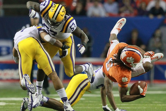 LSU Game Helped Put Nuk Hopkins, Malliciah Goodman on NFL's Radar
