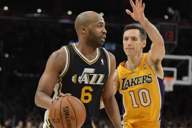 Kragthorpe: Lakers' Demise Less Satisfying to Jazz Fans