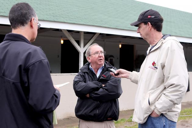 In Orb, McGaughey Brings Real Deal and Perspective to Kentucky Derby