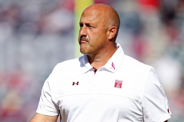 Steve Addazio Goes to Bristol