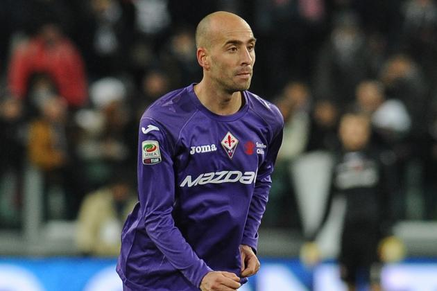 Scouting Borja Valero: Rumoured Spurs, Arsenal and Manchester City Target