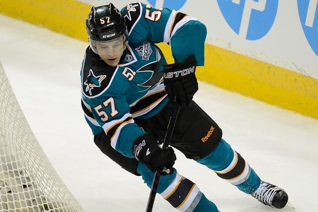 You Can Play: Sharks' Wingels Voices Support for Jason Collins