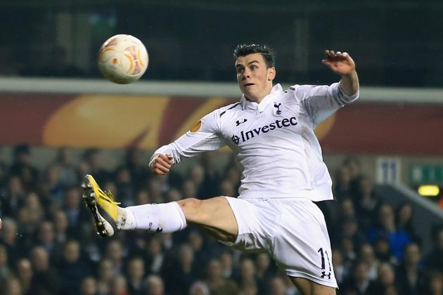 Tottenham's Gareth Bale Plays Down Messi, Ronaldo Comparison