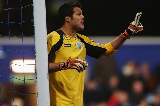 Liverpool Transfer Rumours: What to Make of Julio Cesar