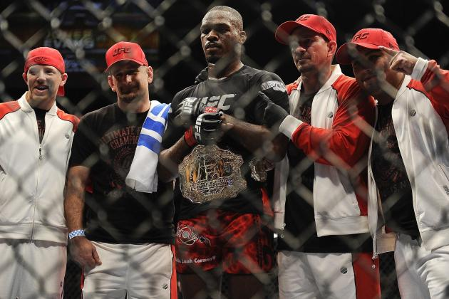 How the Top MMA Camps Fare in UFC Title Fights