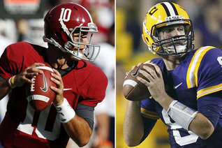 LSU Football: Zach Mettenberger and the Top QBs in the 2014 NFL Draft