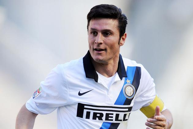 AC Milan Fined for Fans Abuse of Inter Milan's Javier Zanetti