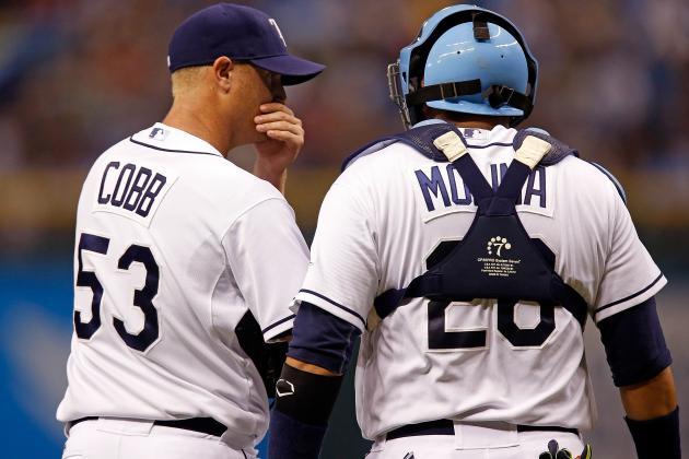 Tampa Bay Rays: Jose Molina's Hidden Value