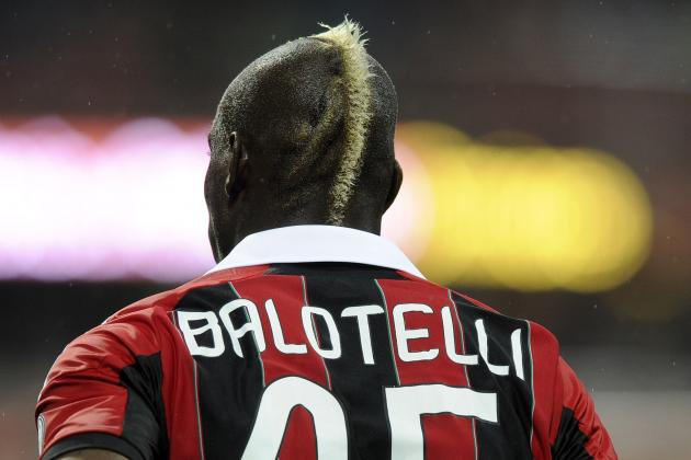 Milan Deny Balotelli Offered Madrid Stars the Chance to Sleep with Gf