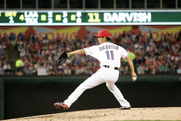 Darvish Puts to Rest Doubts About MLB Worthiness