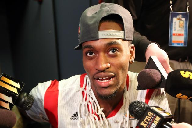 Kevin Ware Quits Twitter, Rips TMZ