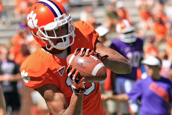 Dabo Swinney Confident Young Tight End Trio Can Get the Job Done for Tigers