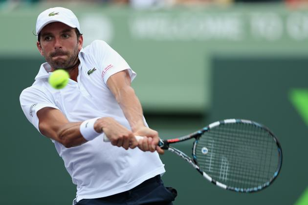 5th-Seeded Benneteau Upset at Portugal Open