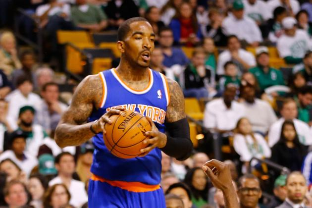 Knicks' Smith: Series Would've 'Been Over' If I Didn't Get Suspended