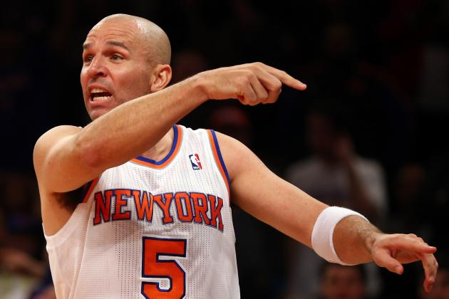 Knicks' Kidd Wins His Second Straight NBA Sportsmanship Award