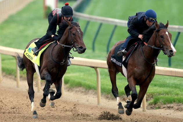 Kentucky Derby Post Draw: Complete Date and TV Schedule for Release
