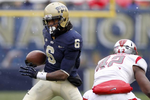 Pitt Dismisses Two from Football Team