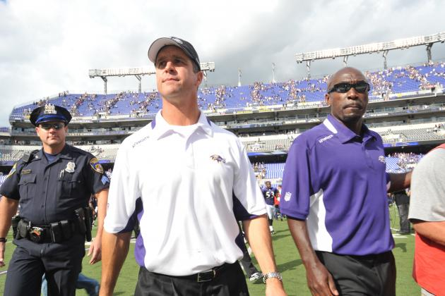 Eisenberg: Ravens' Great Roster Reshuffle Was Needed