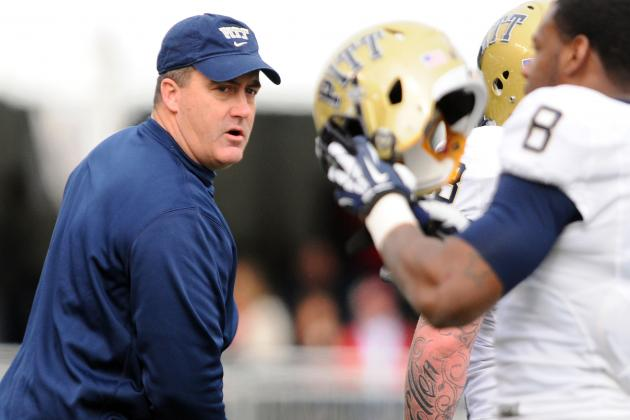 Pitt's Chryst Hopes Leaders Surface in Summer