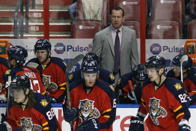 Florida Panthers: Optimism After a Dismal Season