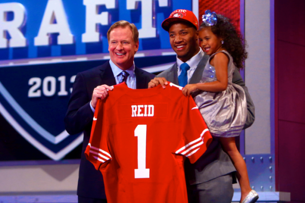 Why the San Francisco 49ers Won the 2013 NFL Draft