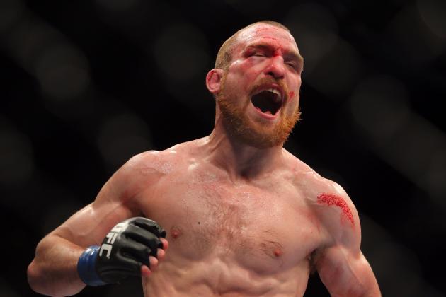 MMA's Great Debate Radio: Pat Healy and UFC 159: Jones vs. Sonnen Debate