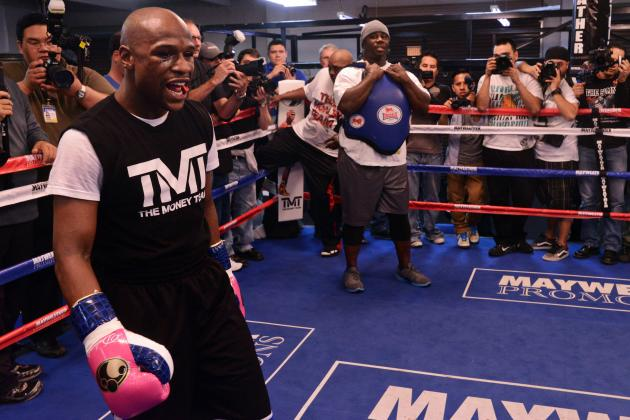 Mayweather vs. Guerrero: Money May Will Maintain Unbeaten Mark in Title Bout