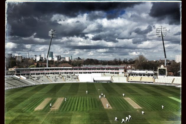 Yorkshire Appoint Former Notts Chief
