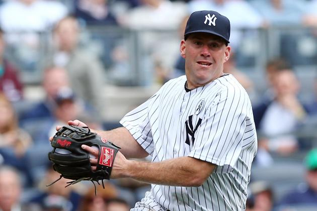 Yankees Place Kevin Youkilis on 15-Day DL with Back Injury