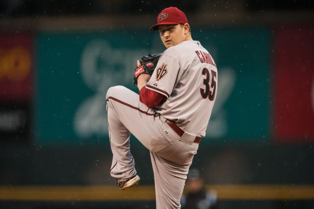 D-Backs Looking for More Efficiency from Cahill