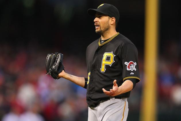 Pirates Designate Jonathan Sanchez for Assignment
