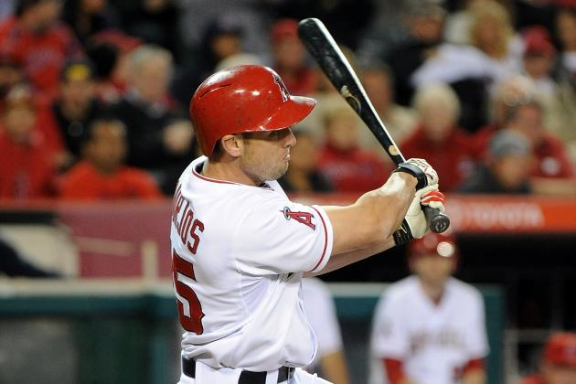 Peter Bourjos to DL, Aybar Will Be Activated