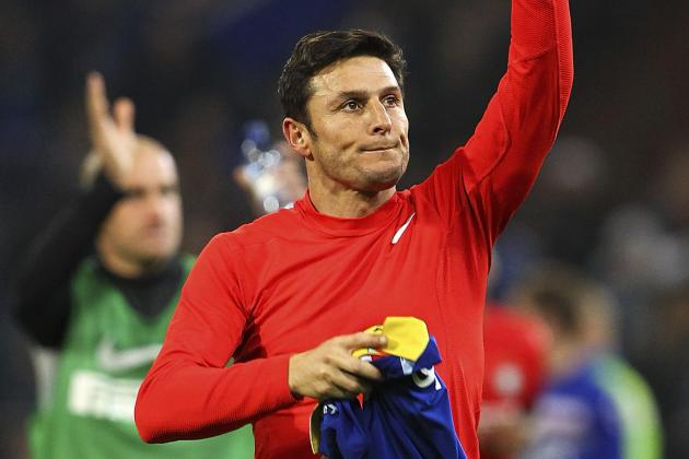 Zanetti Facing Long Injury Lay-off