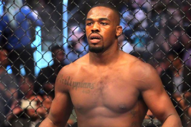 Challenges Remain for Jon Jones in the Light Heavyweight Division