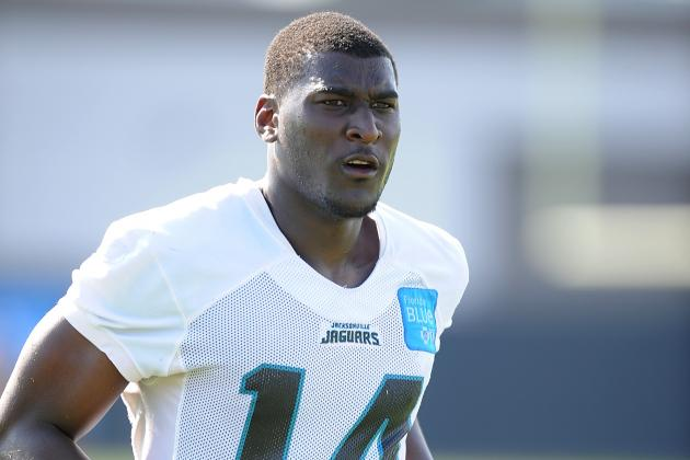 Justin Blackmon Suspended 4 Games
