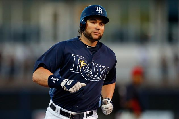 Rays Activate Luke Scott; DFA Shelley Duncan
