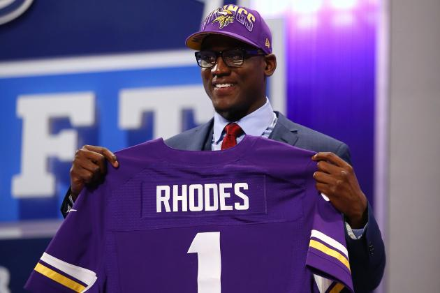 2013 NFL Draft Grades: Scoring This Year's Class for All 32 Teams