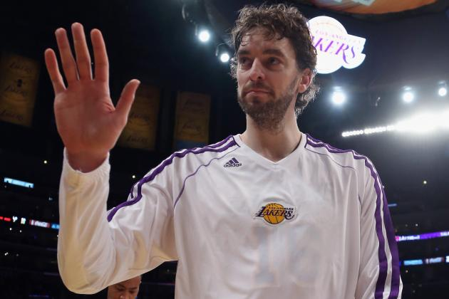 Gasol Prepared for Uncertain Future