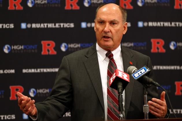 Big Ten Officially Places Rutgers in East Division Starting in 2014