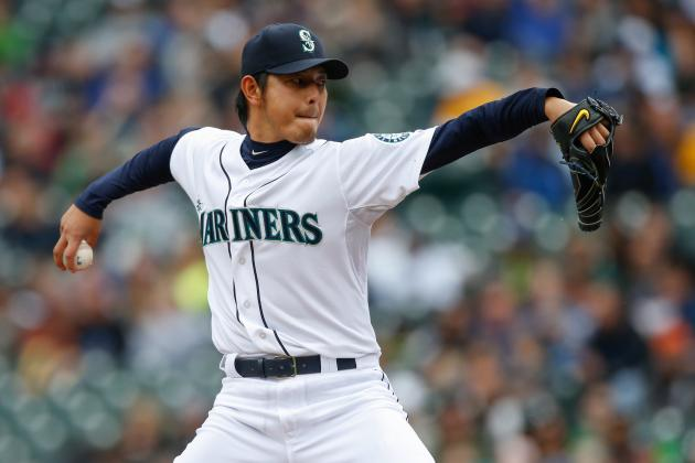 Iwakuma's Next Start Pushed Back Due to Blister Issue