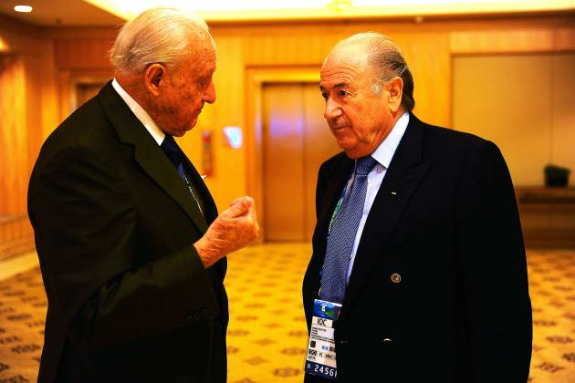Blatter in Clear over FIFA Bribes but Questions Remain After Havelange Resigns