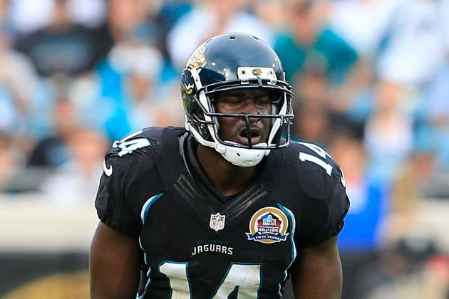 Jacksonville Jaguars: Justin Blackmon Suspended for 4 Games